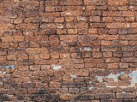Old brick walls photo
