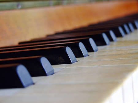 orchestrate: Piano keys