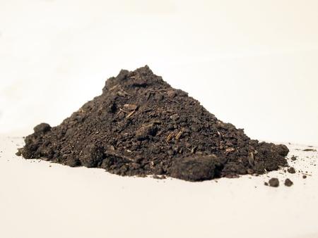 mound of soil