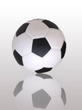 football and shadow photo