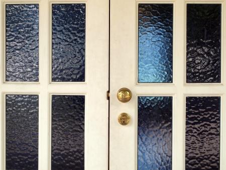 Lock the doors Stock Photo