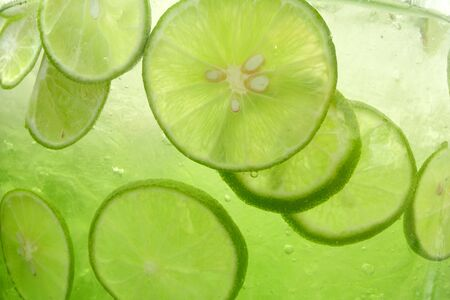 lemonade closeup  photo