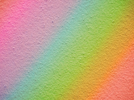 Background wall Rainbow  photo