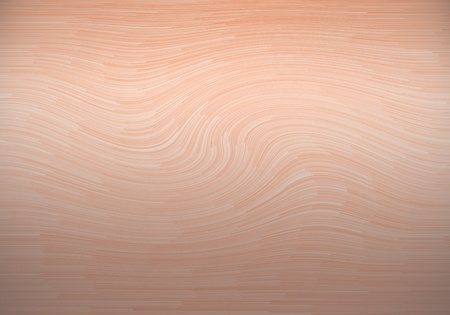 pale cream: abstract brown background Stock Photo