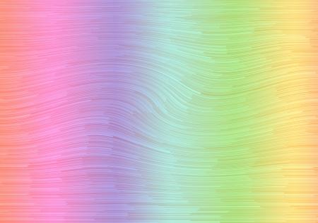 viewable: Rainbow gradient background