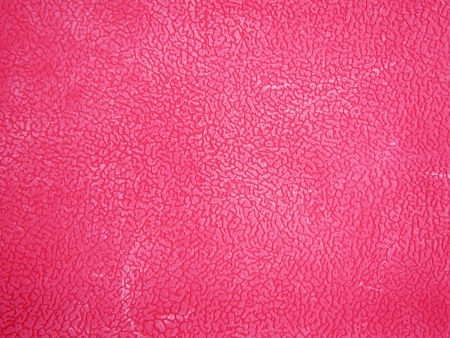 Pink leather background or texture photo