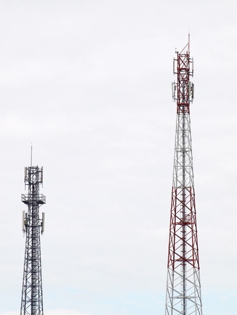 telephonic: telecommunications towers