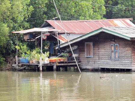 galvanized: galvanized house in Thailand