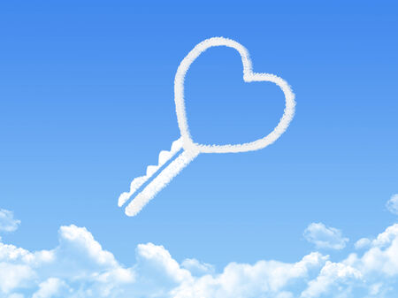 love cloud: Key to love cloud shape