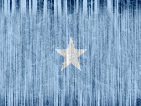 somalia: Somalia flag paper texture