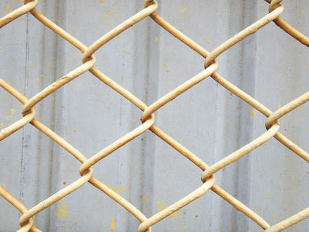 chained link: Chain Fence