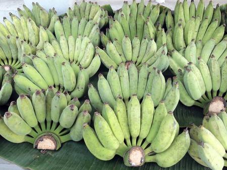 car lots: Bunch Of Ripe Bananas At A Street Market