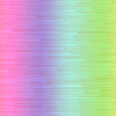 decibels: Rainbow gradient