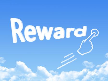 eminence: reward message cloud shape