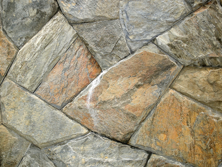 gothic build: Closeup of stone wall background and texture