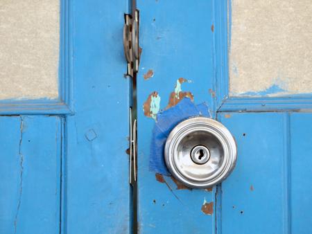 old door handle photo