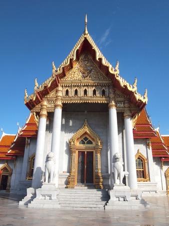 Marble Temple (Wat Benchamabophit Dusitvanaram) bangkok Thailand