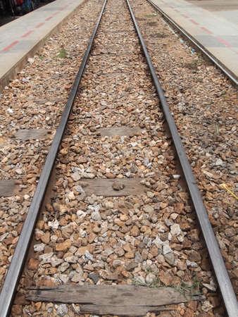 wood railroads: Railway tracks
