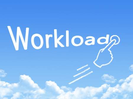 workload: workload message cloud shape