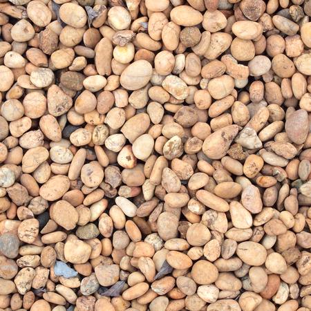 pebble stone pattern Stock Photo