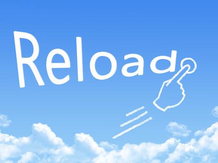 rebuild: reload message cloud shape