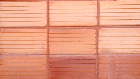 retro background: brown Background of brick wall texture