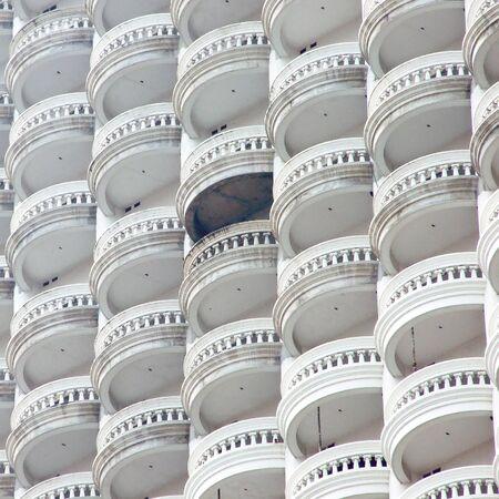 edifice: edifice abstract Stock Photo