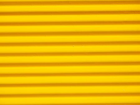 Zinc plate yellow