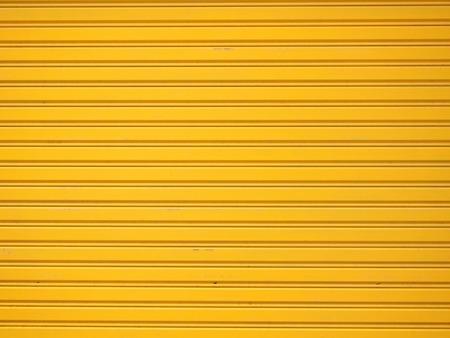 yellow Zinc plate brown