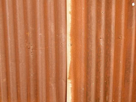 Zinc galvanized grunge metal texture Stock Photo