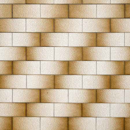 brown background of brick wall texture Stock Photo