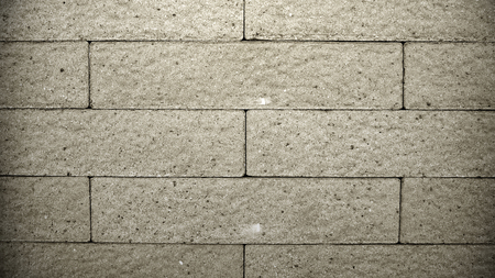 stone brown wall Stock Photo