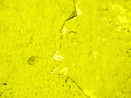 yellow cement wall background