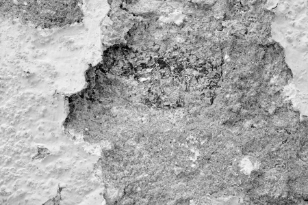black and white cement wall background Stockfoto - 123154205