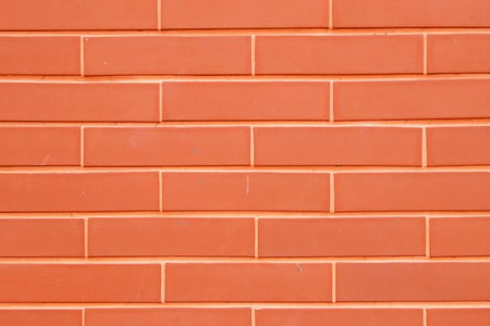 brown brick wall texture background Stockfoto - 123158128