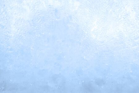Ice background texture close up