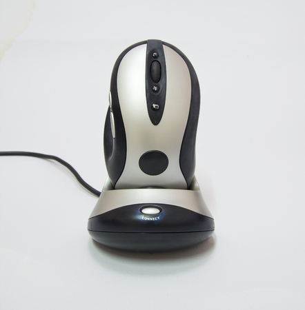 Wireless Computer Mouse with Connect Dongle