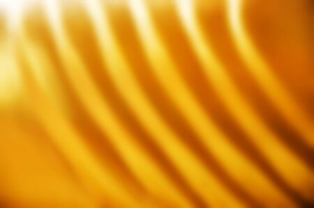 smooth: Smooth wave gold background Stock Photo