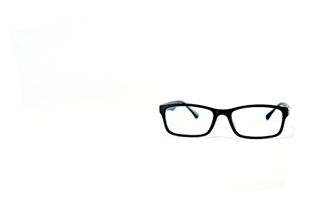 blinkers: eyeglass
