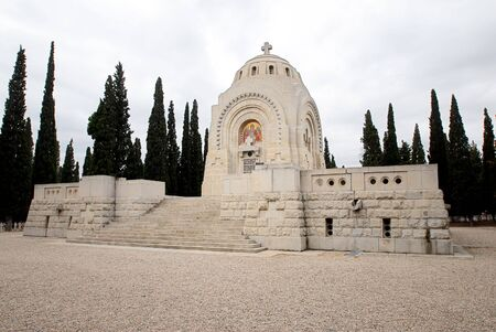 Serbian World War One Military Cemetery, Thessaloniki, Greece Stock Photo - 7799484