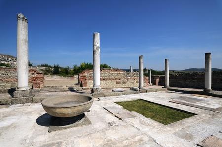 felix: Felix Romuliana, ancient Roman palace, world heritage site