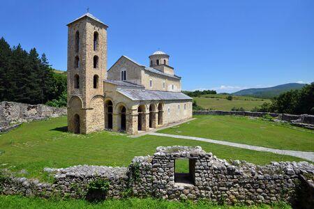 orthodox: Serbian Orthodox Monastery Sopocani, 13th Century, Serbia
