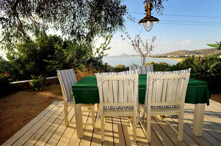 kyklades: Peaceful scene from Naxos island, Kyklades in Greece