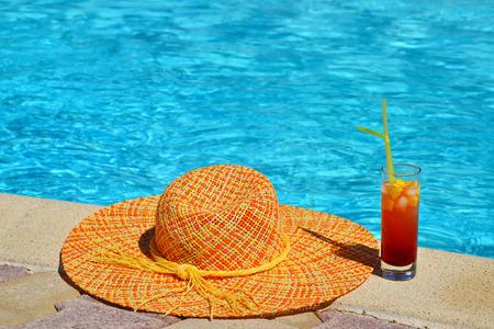 kyklades: Beach scene, summer vacation concept