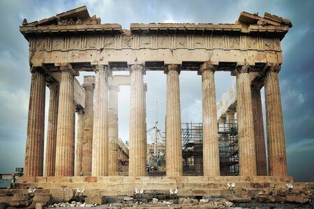 acropolis: Parthenon, Acropolis in Athens, Greece
