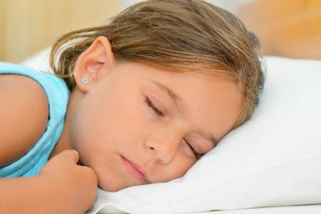sweet dreams: Sweet dreams, real adorable toddler girl sleeping