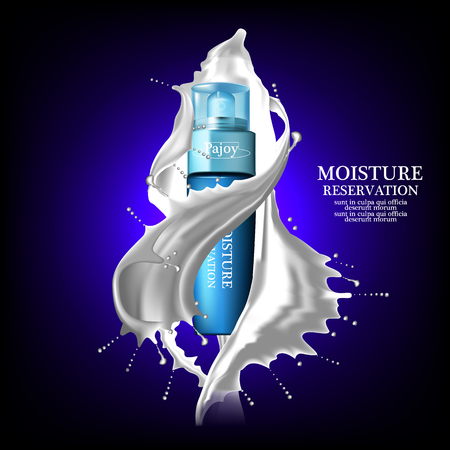 Pajoy moisture cream, Improves moisture absorption for skin in the  splash water