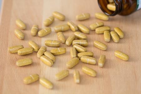 Vitamins Stok Fotoğraf