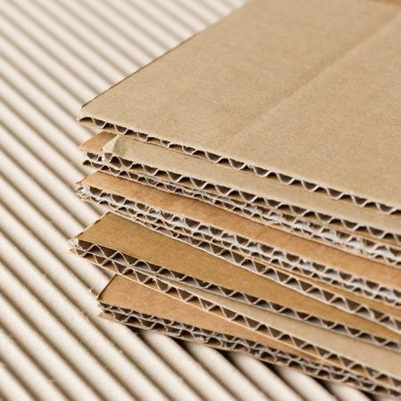 Cardboard  Stok Fotoğraf