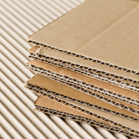 Cardboard  photo